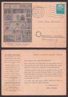 """Nürnberg Werbekarte Geldscheine Und Münzen Moosbach Bei Feucht-Nürnberg, """"Sammler Sind Glückliche Menschen"""" - [7] Federal Republic"""