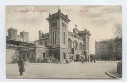 CPA 1910 ALLEMAGNE ST JOHANN SAARBRUCKEN BE TBE - Saarbrücken