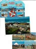 60 / PAS DE CALAIS /  Lot De 90 Cartes Postales Modernes écrites - Cartes Postales