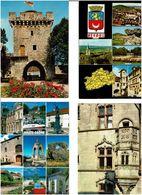 70 / HAUTE SAÔNE /  Lot De 90 Cartes Postales Modernes écrites - Cartes Postales