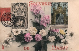 Souvenir De Nancy - Multivues 1907 - Edition Royer - Saluti Da.../ Gruss Aus...