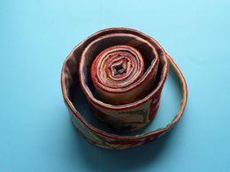Afghan BELT / RIEM / Ceinture > ORIGINAL Handmade ( AFGHANISTAN ) Total Lenght 153 Cm. ( See Photo Scans ) ! - Other