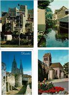 91 / ESSONNE /  Lot De 85 Cartes Postales Modernes écrites - Cartes Postales