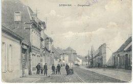 STEKENE : Dorpstraat - Stekene