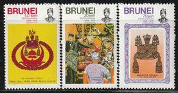 BRUNEI - N°239/41 ** (1978) - Brunei (...-1984)