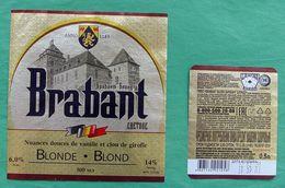 Brabant Label Russia - Bière