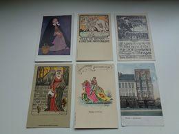 Lot De 20 Cartes Postales De Belgique  Bruges     Lot Van 20 Postkaarten Van België  Brugge  - 20 Scans - Postcards