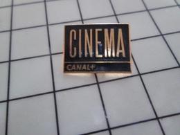1220 Pin's Pins / Beau Et Rare / THEME : CINEMA / CANAL + - Cinéma