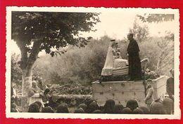 Vierge à La Barque De BOULOGNE Sur MER Lot 2 Cartes Photo Du Grand Retour Procession Nationale 1943/1948 - Boulogne Sur Mer