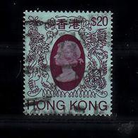 Hong Kong 1982, Mi Nr 402,  Gestempeld, Koningin Elisabeth II -2 - Hong Kong (...-1997)