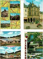 LUXEMBOURG / Lot De 90 CPM écrites - Cartes Postales