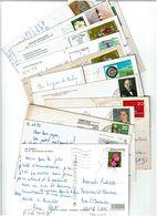 ALLEMAGNE / Lot De 90 CPM écrites Et Timbrées - Cartes Postales