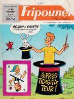 Fripounet - N°4 - Année 1969 - Fripounet