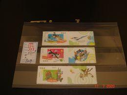 FRANCE  ANNEE 2009  AUTO-ADHESIFS NEUFS N° 271 272 273 PERSONNAGES DE DESSINS ANIMES DES LOONEY TUNES - Briefmarken