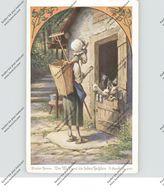 """MÄRCHEN - """"Der Wolf Und Die Sieben Geißlein"""" / Ziegen, Künstler O.Herrfurth, 1930 - Fairy Tales, Popular Stories & Legends"""