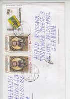 GEORGIA  1996 - Yvert  69-146  - Lettera Per La Germania - Géorgie