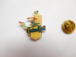 Beau Pin's , JO , Jeux Olympiques  Albertville  92 , Candia Grand Lait , Signé COJO 1991 - Jeux Olympiques