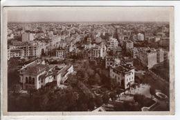 Cpa Casablanca Vue Sur Le Quartier Mers Sultan - Casablanca