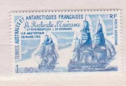 T A A F     N° YVERT  :   PA  58      NEUF SANS CHARNIERES (n101) - Poste Aérienne