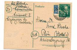 DBG057 / BRD,  Malente Nach Plön 1949 - [7] Federal Republic