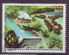 Polynesie N°395 Oblitéré - Polynésie Française