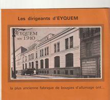 Livret Bougies Eyquem--- - Unclassified
