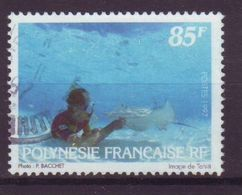 Polynesie N°544 Oblitéré - Polynésie Française