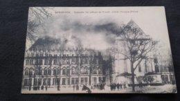 CPA 33 Bordeaux - Incendie Du Collège De Tivoli - Bordeaux