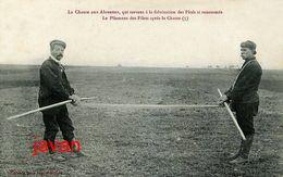 Photo, Pithiviers, La Chasse Aux Alouettes, Le Loiret, Reproduction D'une Qualité Exceptionelle, 2 Scans - Lieux