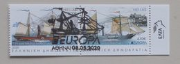 Griekenland-Greece 2020 Europe  From Booklet Cancelled - Europa-CEPT