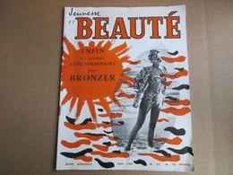 Jeunesse Et Beauté / Juin 1956  N°33 - Fashion