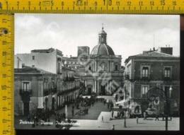 Catania Paternò Piazza Independenza  Bozza Fotografica - Catania