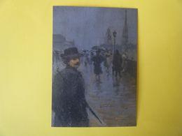 ROUEN. Le Musée Des Beaux Arts. Les Rues De Rouen Par Léon Jules Lemaître. - Rouen