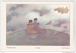 SAMIVEL   Ed  EFPE  N°23  -  L'orage  -  Camping  Randonnée Tente  -  CPSM  10.5x15  TBE 1956 Neuve - Samivel