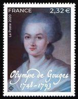 France 2020 - Olympe De Gouges ** (Alexandre Kucharski) - France