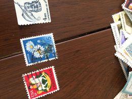 GIAPPONE I FIORI 1 VALORE - Briefmarken