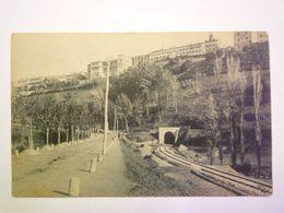2020 - 6368  TORINO  :  LANZO TORINESE  -  Entrata Tunnel E Collegio Salesiano   1917   XXX - Sin Clasificación