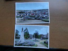 2 Cartes De Wavre: Panorama + Parc Houbotte --> Onbeschreven - Wavre