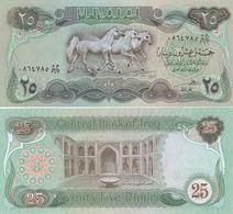 Iraq - 25 Dinars 1982 Pick 72 UNC Lemberg-Zp - Iraq