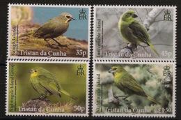 Tristan Da Cunha - 2014 - N°Yv. 1076 à 1079 - Birds / Oiseaux - Complete Set - Neuf Luxe ** / MNH / Postfrisch - Tristan Da Cunha