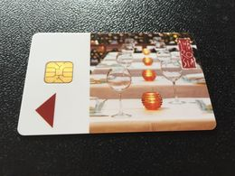Hotelkarte Clef De Hotel Tarjeta Hotel Room Key HYATT REGENCY THESSALONIKI - Phonecards