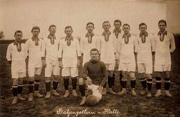 Carte Postale Ancienne CPA /PostKarte – Ansichtskarten AK : Hohenzollern Halle - Football