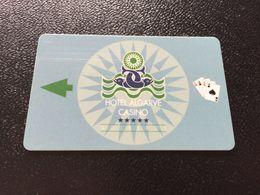 Hotelkarte Clef De Hotel Tarjeta Hotel Room Key  HOTEL ALGRAVE CASINO  PORTIMAO - Phonecards