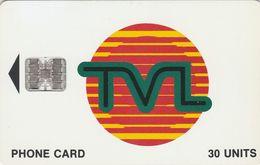 Vanuatu, VAN-T-14a, TVL Logo 30 - SC7 (Without CN), 2 Scans. - Vanuatu