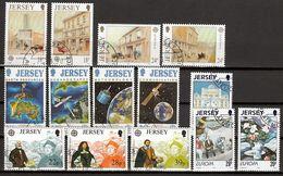Jersey Europa Cept 1990 T.m. 1993 Gestempeld  Fine Used - Jersey