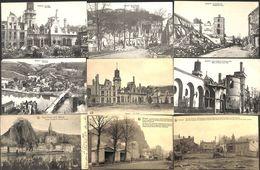 Dinant - Lot 13 Cartes WW1 Essentiellement - Dinant