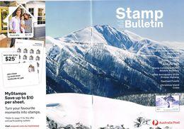 Australien - Australia - Stamps Bulletin - July / August 2020 - Englisch, Landscape - Magazines