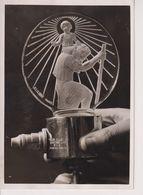 MOTOR MASCOT  NEW GLASS MOTOR MASCOTS 16*12CM Fonds Victor FORBIN 1864-1947 - Automobiles