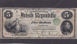 Ireland 5 Dollars - Ireland