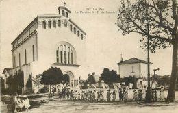 PHL 83 NICE SAINT - AUGUSTIN. Quartier Du Var. La Paroisse Notre-Dame De Lourdes 1936 - France